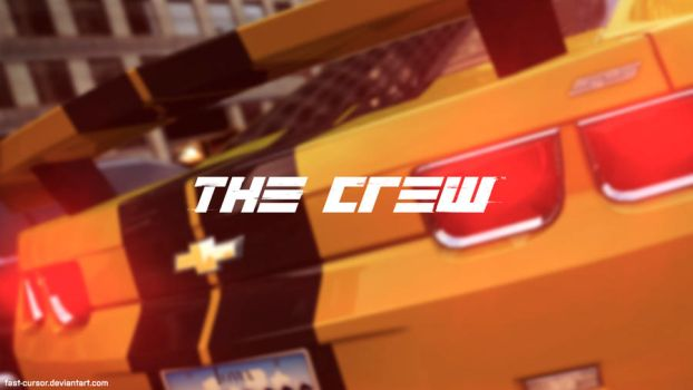 The Crew Wallpaper by Fast-Cursor