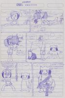 P.D.M the last comic by DOLARES12