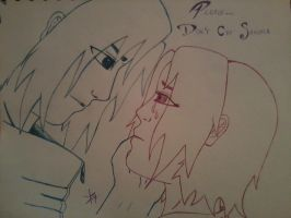 Sasusaku Please dont cry by MikotoSakura