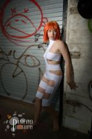 The Fifth Element - Supreme Being by EveilleCosplay