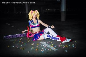 Juliet Starling-Lollipop Chainsaw by Tiffany Hone by IsabellaCosplaysky