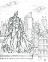 BCC 2013 Batman by phil-cho