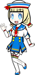 Monster Hunter 3 Ultimate - Guild Receptionist by Fubukio