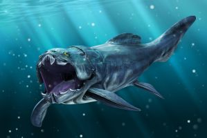 Dunkleosteus by FEL05