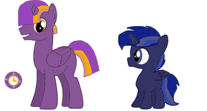 The Next Generation (Twilight's Foals) by PerkyPitch