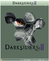 Darksiders 2 Icon Hexagon Edition by Ni8crawler