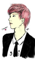 Lee Chan Hee (Chunji) of Teen Top. by HardSilence