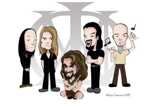 Dream Theater by Olivier-F