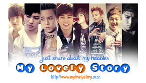 banner actor kpop by linazah