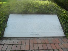 Christ Church Memorial to Confederate Dead by Flaherty56