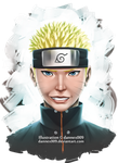 Semi Realism - Naruto the Last by dannex009