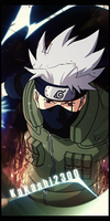 Hero Kakashi by hemagoku