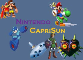 For NintendoCapriSun by GRR2530330