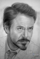 Robert Downey Jr. by SongDuong