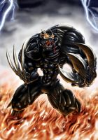 Wolvenom -Color- by Choppic