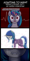 Adapting To Night: Seeker's Mistake Part 4 by Rated-R-PonyStar