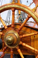 Ships Wheel by Pale-Recluse
