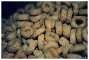 Cheerios by kezzoXrawks