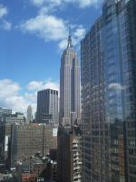 Empire State Building by Eaglelives