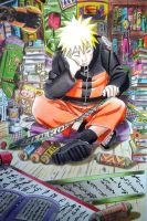 Naruto Shippuden Vol 35 by Ronstadt