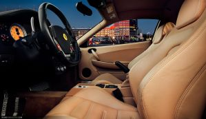 Ferrari F430 - Full interior by dejz0r