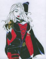 Medieval Lady Death by Slayer730