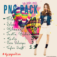 PNG PACK #1 by NiklausAysegulSS