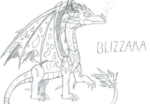 Blizzara by Viperwings