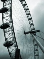 The London Eye by ElyJackson