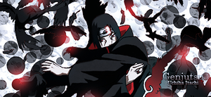 Itachi signature 2 by Shen-Woo