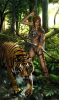 The Huntress by David6LX