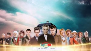 Doctor Who Quotes Cover Photo (Facebook) by DOCTORWHOQUOTES