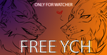 FREE YCH (3) -  [CLOSED] by obscvritas