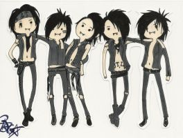 BVB Time! by BewareOfTheMonkey