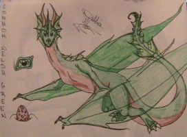 -HP- The Common Welsh Green by Storm-Of-The-Fox