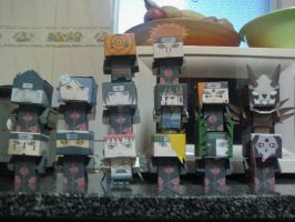Current Naruto Collection by rubenimus21