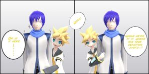 [MMD] Where Are Your Sensitive Spots? by Snorlaxin