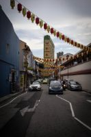 Singapore China Town II by DrDrum666