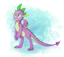 Teen Spike by C-Puff