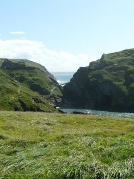 Tintagel by chowzan