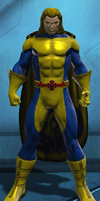 Banshee (DC Universe Online) by Macgyver75