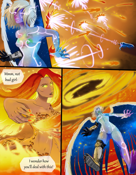 Light within Shadow pg440 by girldirtbiker