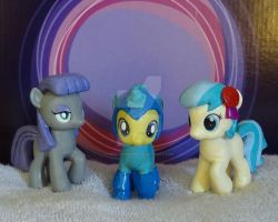 Bronycon 14 EXCLUSIVE FILLYs by HeyLookASign