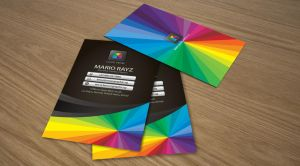 Color prism corporate business by Lemongraphic