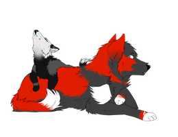 :PC: first howl by SilverPocky