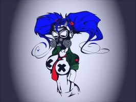 Gas Mask Nona by J-Sinner