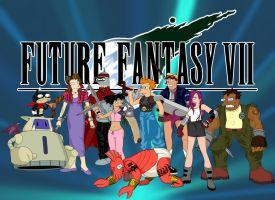 Future Fantasy VII by Minor-Interest