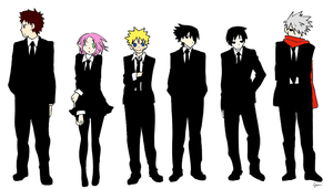 Team 7 Business Style by Saranghae-Hatake