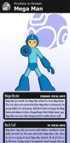 Profiles: Mega Man by TriforceJ