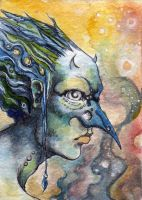 Blue Jay ACEO by glait